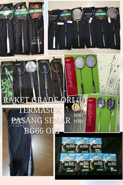 Info Raket Badminton Merk Yonex Travelbon.com