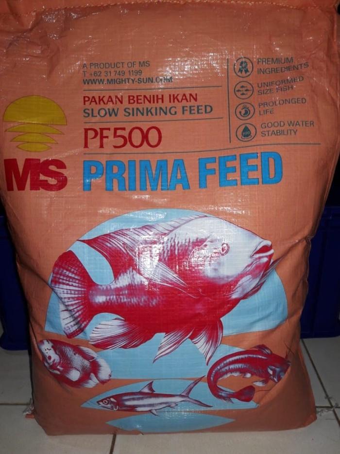 Jual Pakan Makanan Benih Bibit Ikan Lele Nila Gurame Hias Pelet Pf