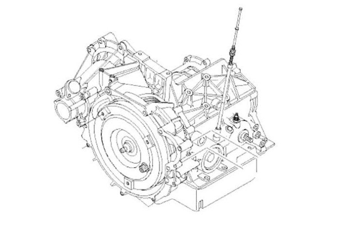 Daewoo Nubira Engine