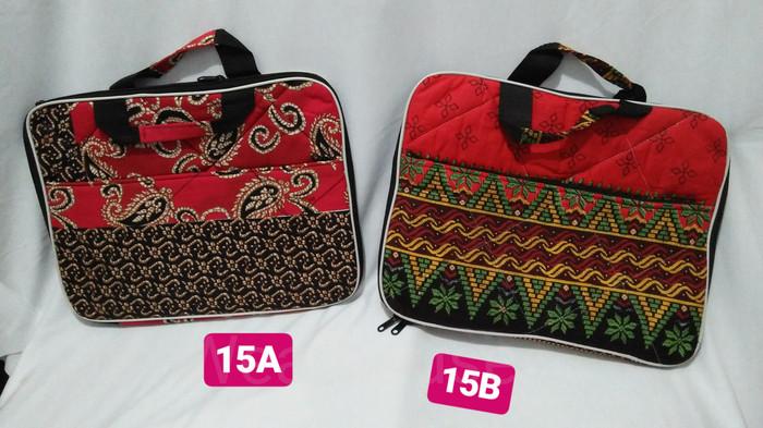 Jual tas laptop batik 15 inch - Rita Wearhouse  c0bf8b9d4f