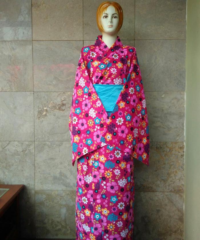 harga Yukata kimono baju tradisional / adat jepang oshin hakama Tokopedia.com