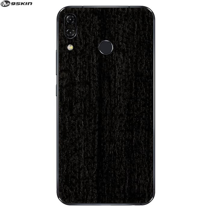 Jual Skin Handphone Asus Zenfone 5 2018 3m Black Burned Wood