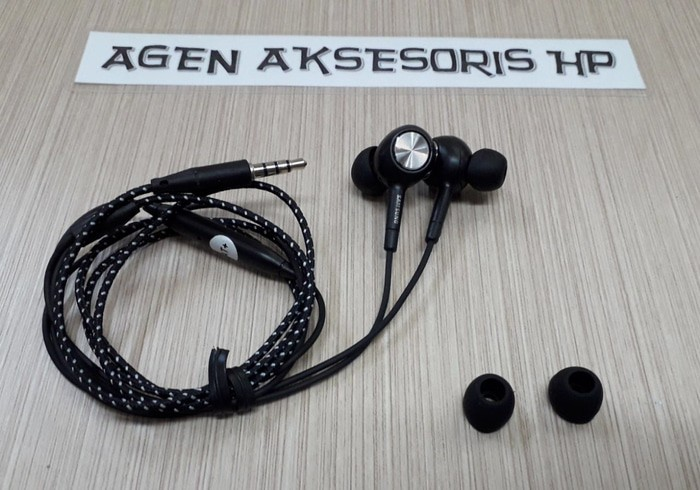 harga Original handsfree samsung note 8 edge in-ear headphone xtt2717 Tokopedia.com