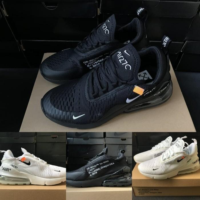 best service 32edf fc018 Jual Sepatu Nike Running Men Air Max 27C Semprem 1002 - Kota Batam - Toe  Collection | Tokopedia