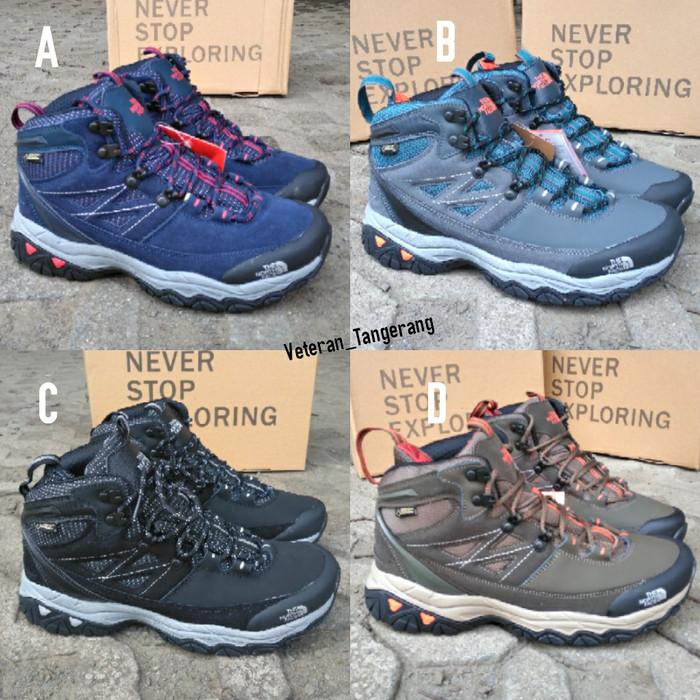 harga Sepatu outdoor the north face tnf cesar mesa h9859 Tokopedia.com