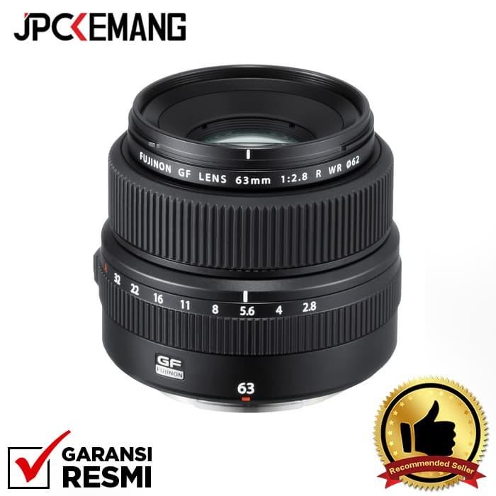 Foto Produk Fujifilm GF 63mm f/2.8 R WR GARANSI RESMI dari JPCKemang