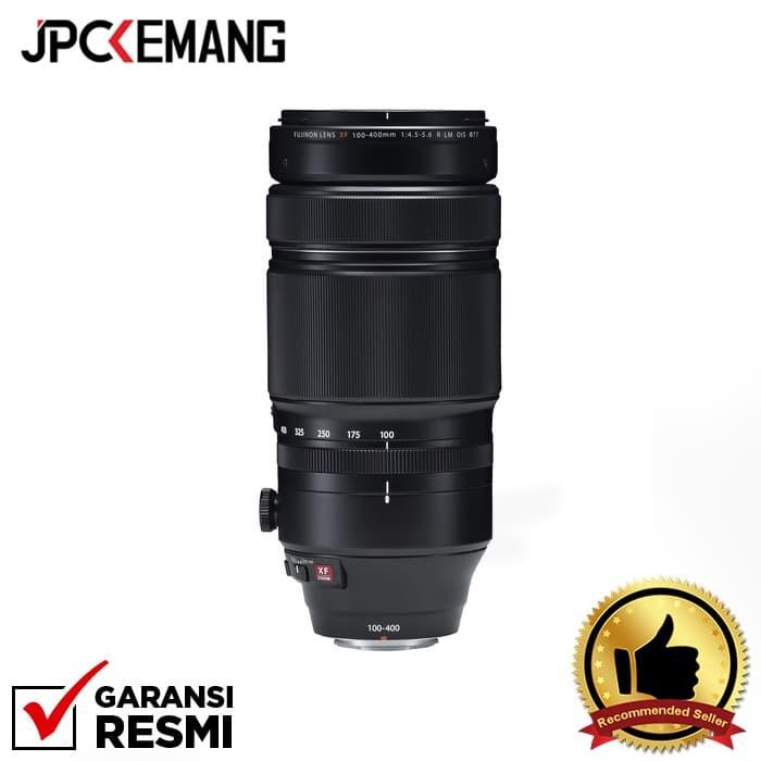 Foto Produk Fujifilm XF 100-400mm f/4.5-5.6 R LM OIS WR GARANSI RESMI dari JPCKemang