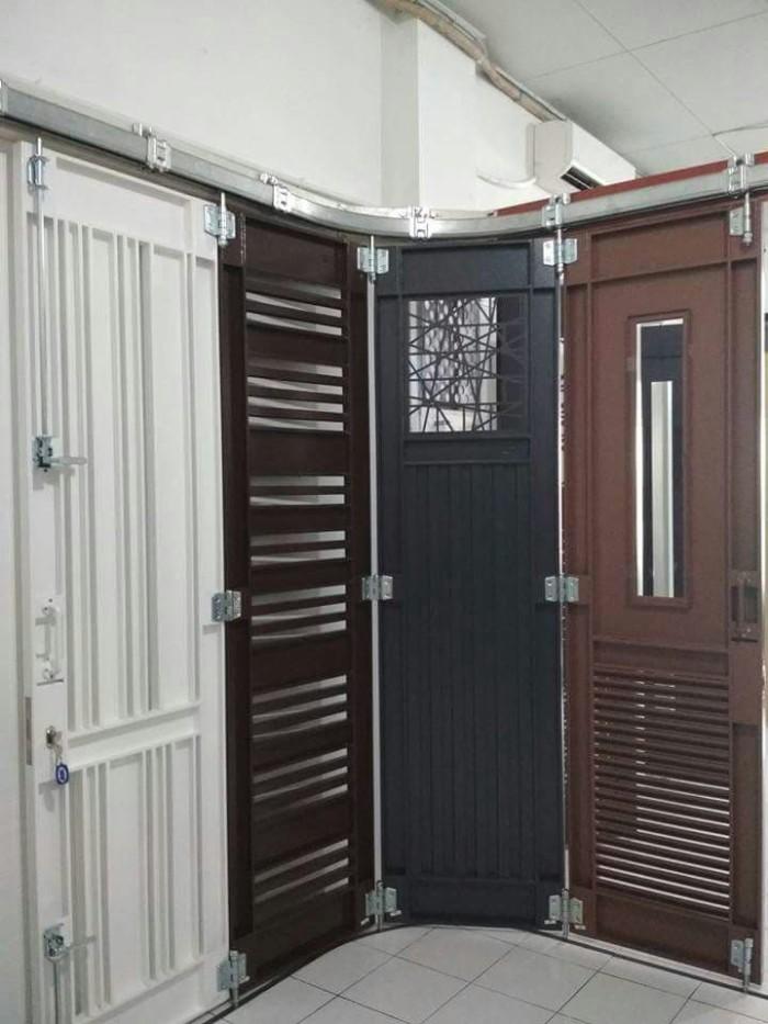 Pintu Dapur Besi | Desainrumahid.com