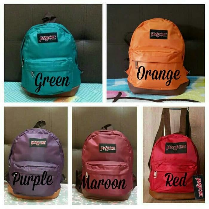 Tas ransel mini jansport