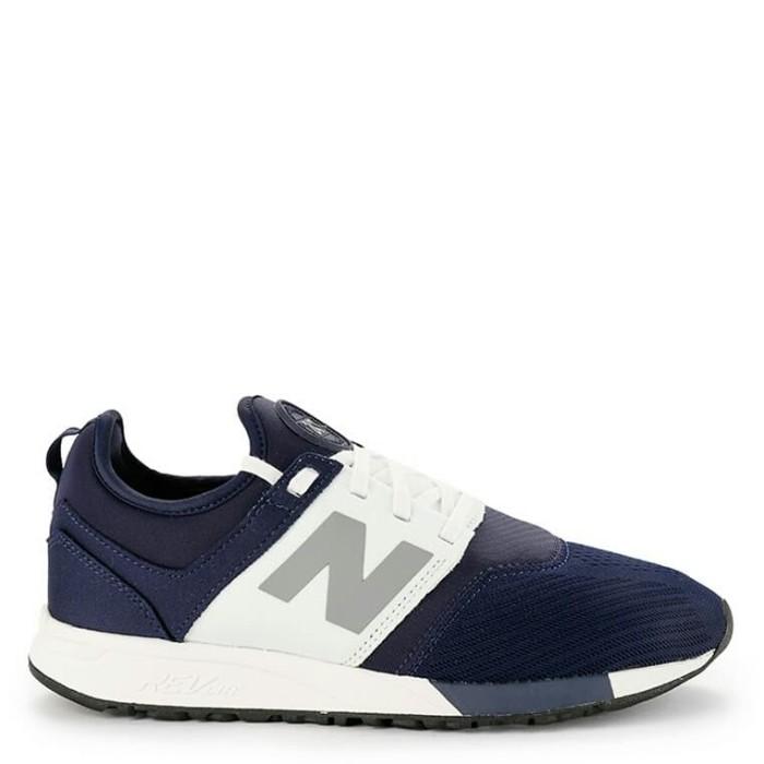 Jual Sepatu Sneakers Original 247 New Balance Navy White - Kota Bekasi - All About Aksesoris | Tokopedia