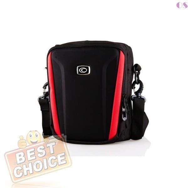 Mini Ipad / Tablet Shoulder Bag OZONE 721 [MERAH]