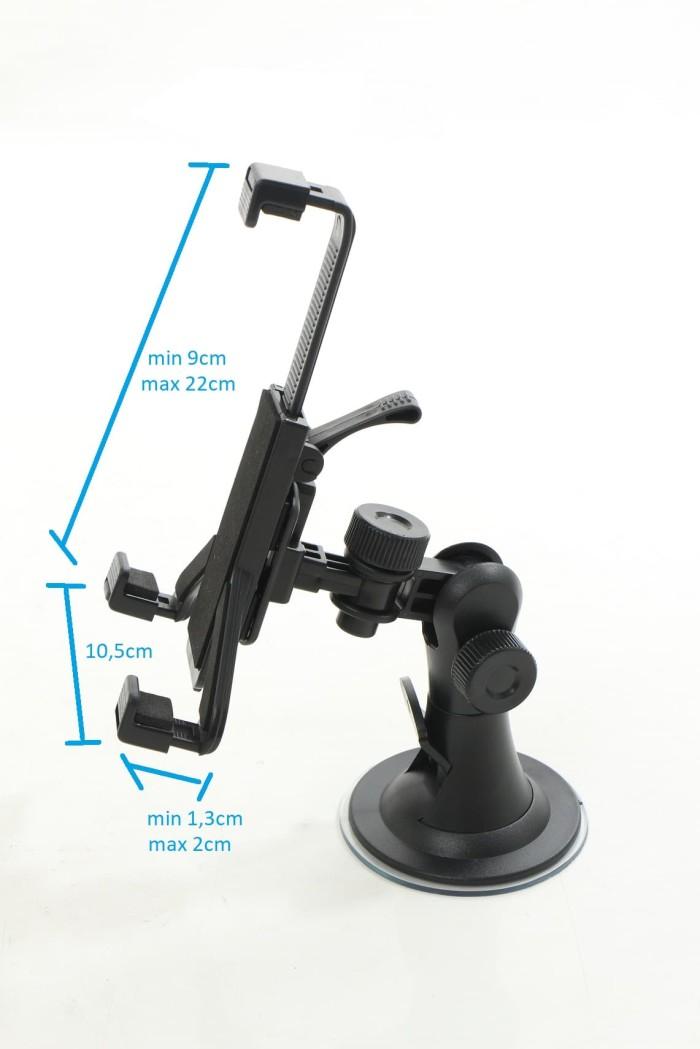 harga Bracket holder di kaca / meja cocok utk gps tv mobil tablet- braket Tokopedia.com
