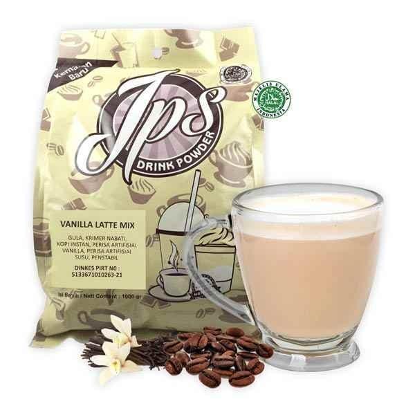 harga Jps bubuk vanilla latte mix (bubuk minuman dan makanan) Tokopedia.com