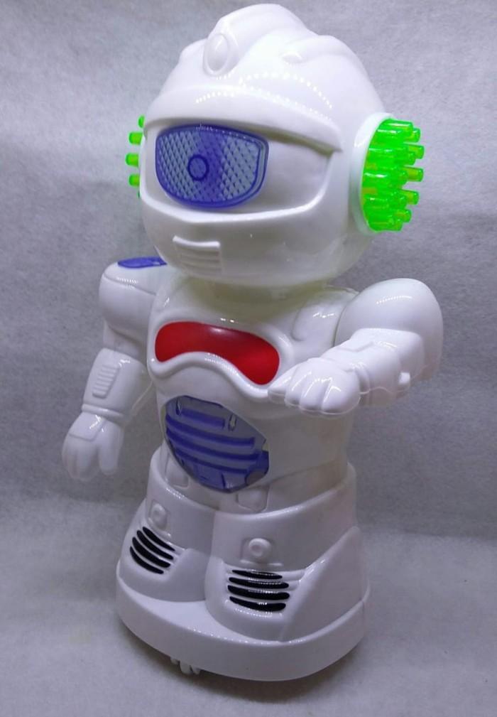 Foto Produk Mainan Robot Pintar Tarik With LED dari Suplier Mainan