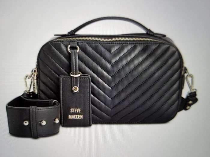 harga Tas steve madden original - handle camera crossbody black Tokopedia.com