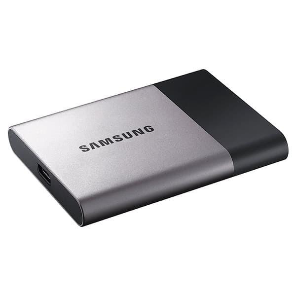 Foto Produk Samsung Portable SSD T3 500GB - MU-PT500B - Black dari IronGrab