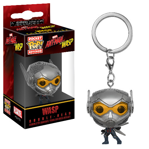 Funko ant-man Wacky Wobbler-antman Marvel Bobblehead