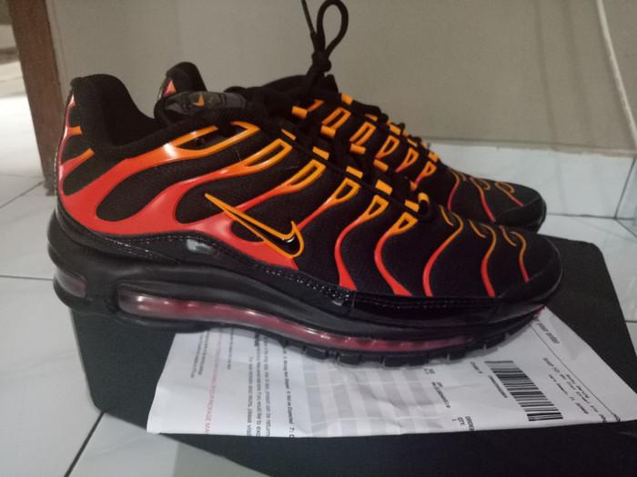 premium selection 75c7b 4fd85 Jual Nike air max 97/plus size 8,5(26,5cm) - Kota Bandung - Ant27 |  Tokopedia