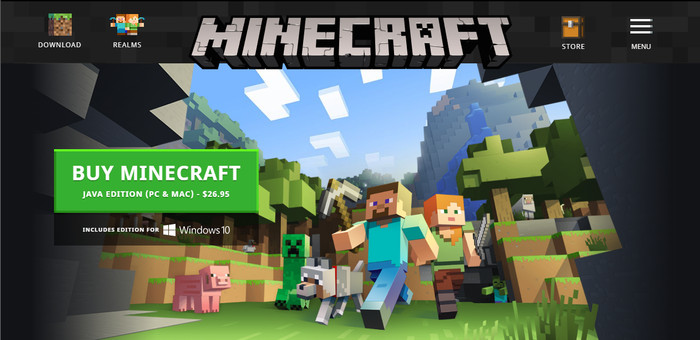 minecraft java edition vs windows 10 edition