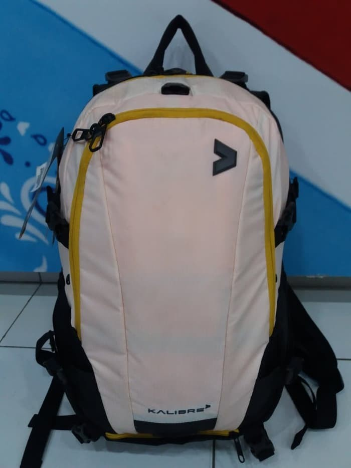 Foto Produk Tas Kalibre Backpack Kalibre Sideswipes 01 Art 910096 009 Tas Laptop dari Babaung Adventure