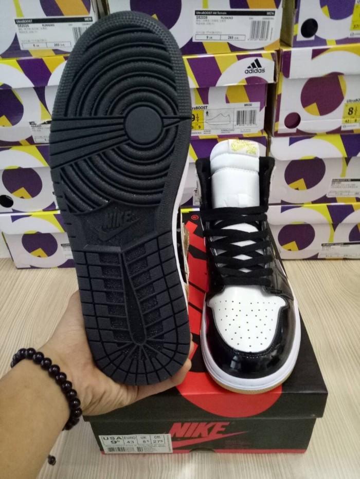 442177a4bdcb Jual Nike Air Jordan 1 Retro High OG Top 3 Gold Mirror Quality BNIB ...