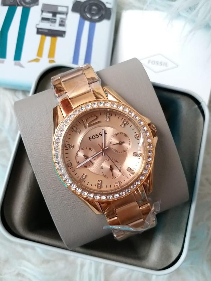 harga Jam tangan fossil es2811 rose gold Tokopedia.com