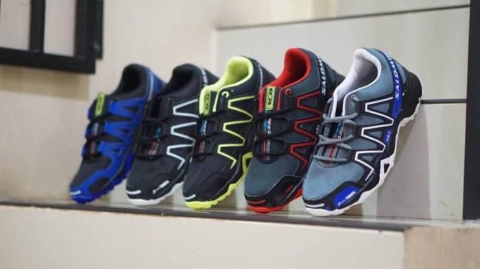 ... harga Sepatu pria adidas salomon speedcross 3.0 sepatu outdor pria  salomon Tokopedia.com aea4785cee
