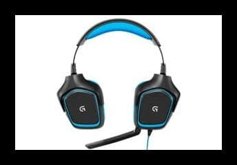 2ef491bc4c3 Jual Logitech G430 Digital Gaming Headset - Chelsea Store.ID | Tokopedia