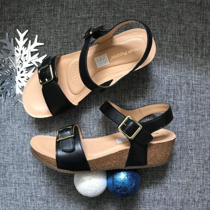 Jual Sepatu Wanita HUSH PUPPIES Ori Murah   SALE   Original   Wedges ... 3d1064ae16