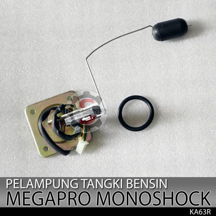 harga Pelampung tangki bensin tengki motor megapro monoshock berkwalitas Tokopedia.com