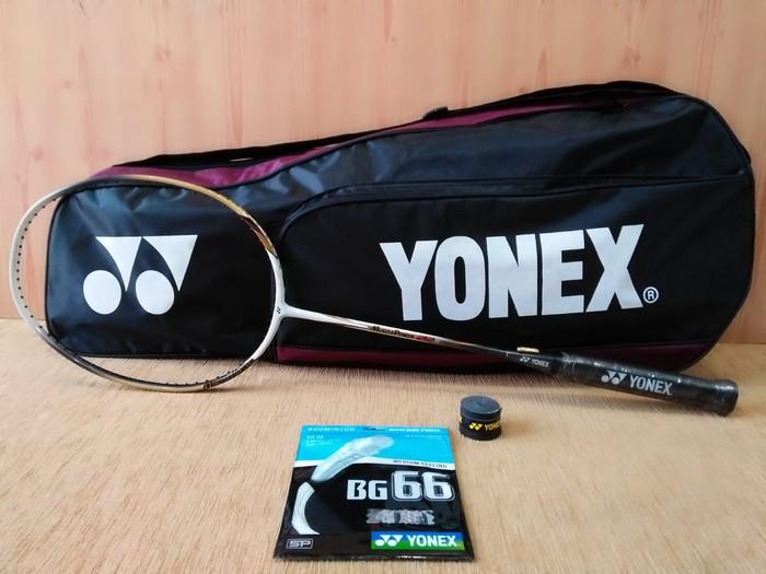 harga Raket badminton original yonex muscle power 22 limited Tokopedia.com