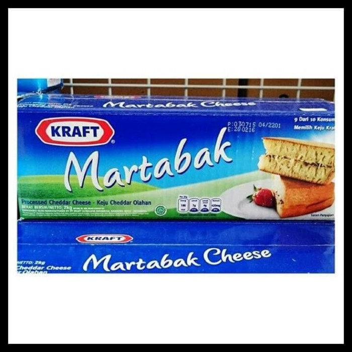 Kraft Martabak 2kg