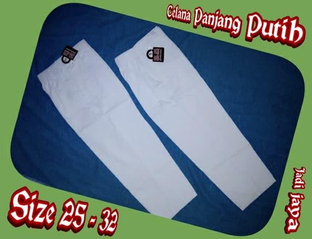 harga Celana putih sekolah sd laki Tokopedia.com
