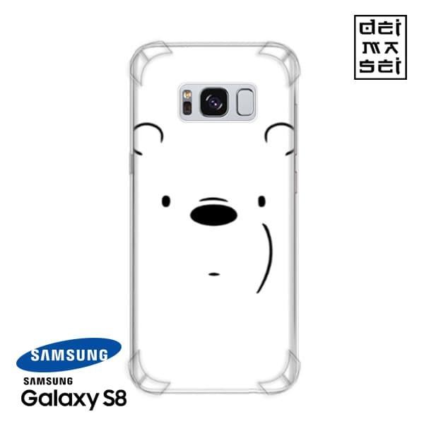 size 40 4afb3 44912 Jual We Bare Bears Ice Bear 03 Casing Samsung Galaxy S8 Anti Crack Case HP  - Kota Bandung - DEIMASEI | Tokopedia