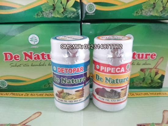 Foto Produk Obat Detox Paru Herbal Ampuh, Batuk Menahun Dan Berdahak De Nature dari Pusat De Nature Herbal