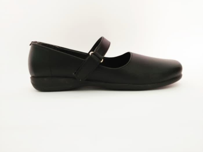 Jual Sepatu Wanita Kantor Sekolah Pantofel Paskibraka Arl Hitam Kota Banjarmasin Banua Shop88 Tokopedia