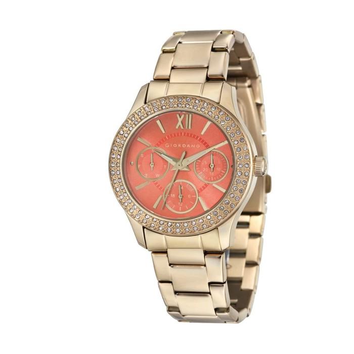 jam tangan wanita giordano 2695-33