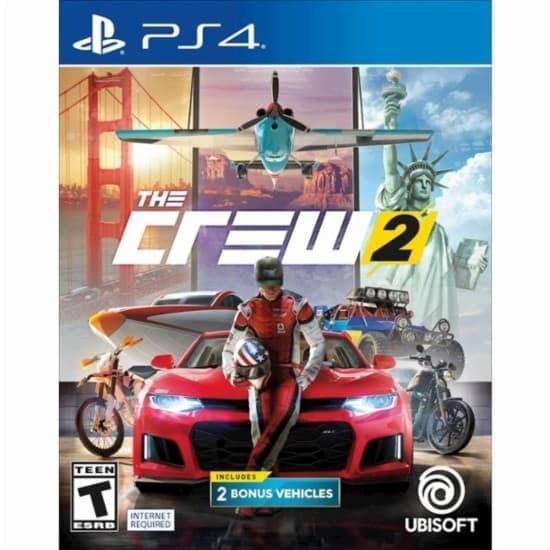 Jual The Crew 2 Games PS4 Download DIGITAL Playstation 4 Mobil - Kota  Denpasar - kartikaShop67 | Tokopedia