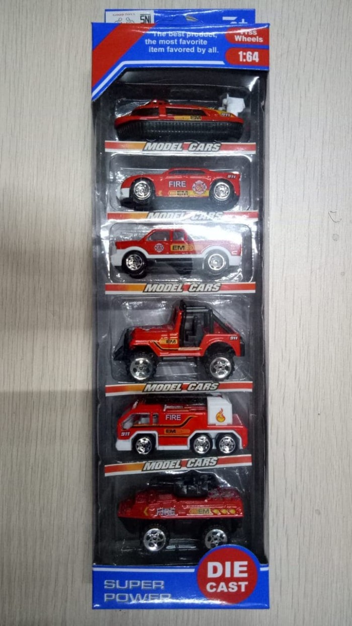 Jual Mainan Mobil Mobilan Model Cars Die Cast Super Power Warna Merah Th735 Jakarta Barat Jaka Andrian Toys Tokopedia
