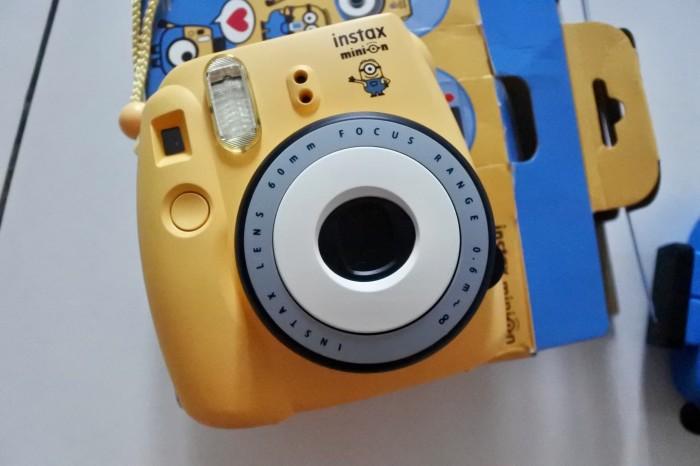 Foto Produk Fujifilm Instax Mini 8 Minion dari eugennestuffid