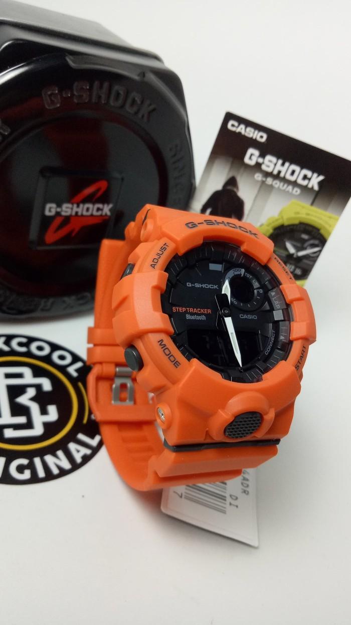 Jual Jam Tangan Casio Gshock Original Gba 800 4 Gba800 Bluetooth G Shock