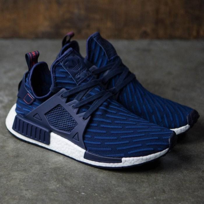 huge discount d6bc0 ee5dc Jual sepatu casual running adidas nmd xr1 navy biru premium grade ori 41-43  - Navy, 42 - DKI Jakarta - Kang Kabayan | Tokopedia