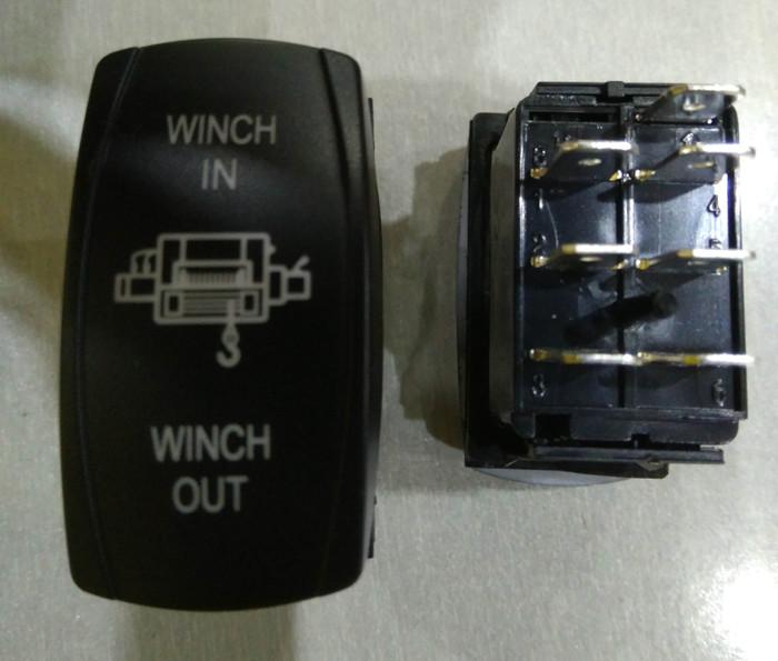 harga Saklar switch led winch ada indikator lampu Tokopedia.com