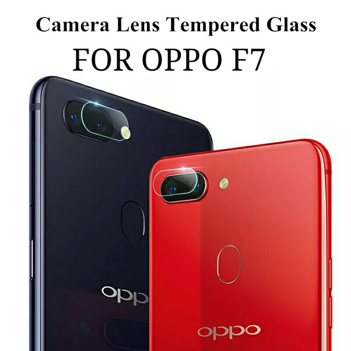 harga Tempered glass kamera lensa oppo f7 f5 anti gores kaca camera protect Tokopedia.com