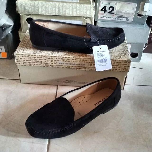 Jual Sepatu flat wanita nevada Size 38 - bongkarlemari.bekasi ... ea4f09c604