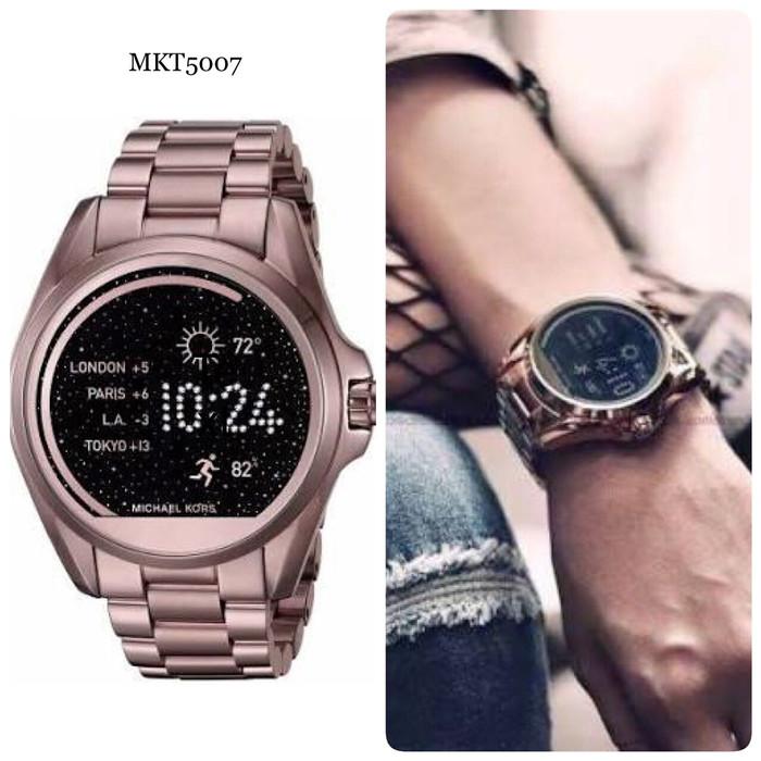 4c2b56ae896f Jual New Michael Kors Smartwatch MKT5007 - DKI Jakarta - PRELOVED ...