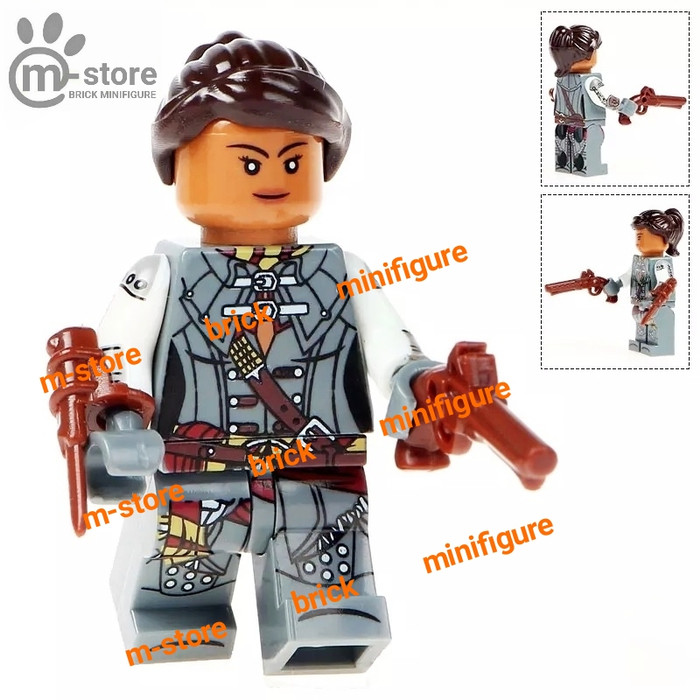 Jual Lego Assassin S Creed Aveline De Grandpre Minifigure Kota