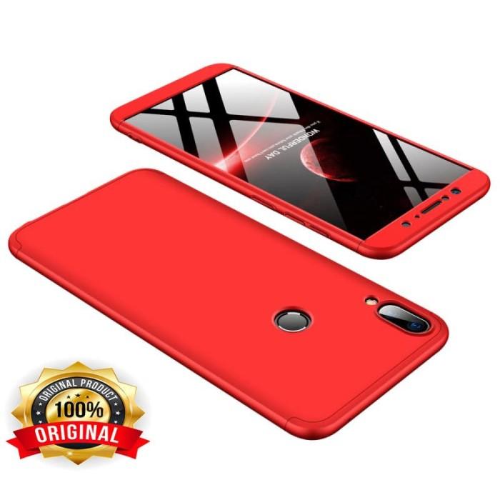 ASUS Zenfone Max Pro M1 full cover 360 hardcase 3 in 1