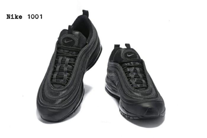 ... harga Sepatu nike running men air max 97 hitam semprem 1001  Tokopedia.com 7852a8cf89