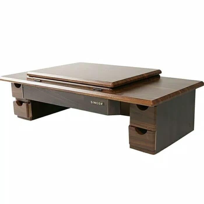 harga Meja laci - meja kabinet - meja mesin jahit singer klasika model baru Tokopedia.com